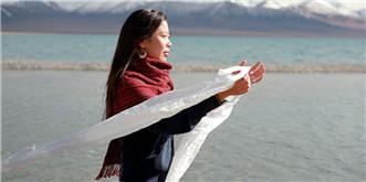 La hermosa 'khata' de las culturas tibetana y mongola