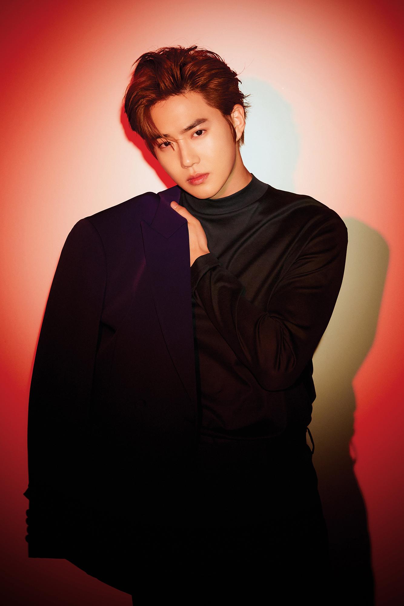 exo正规5辑后续专辑《love shot》回归d-3