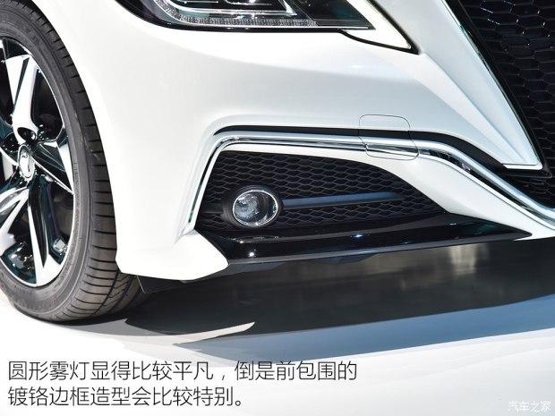 丰田(进口) 皇冠(进口) 2018款 concept
