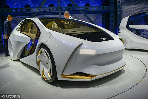 """法媒:全球汽车巨头齐聚北京车展 大众称""""中国是第二个"""