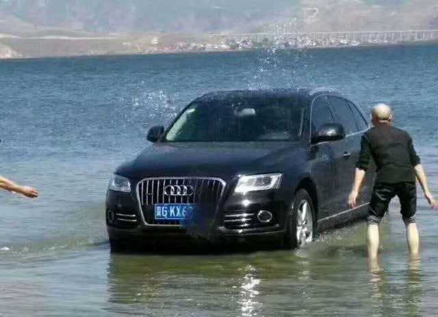 又有人在洱海洗车 警方:涉事者被找到 正接受处理