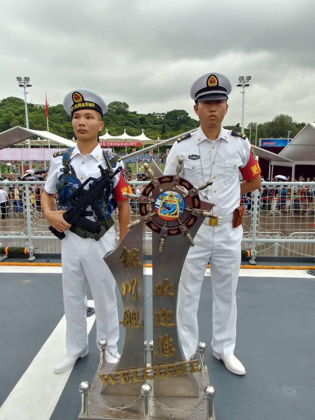 中国新052E型驱逐舰长这样?