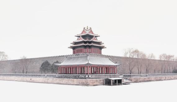 北京冬の 観光スポット