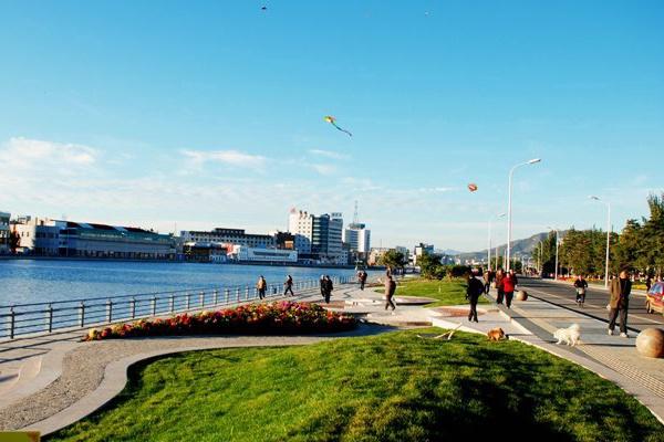 City of Zhangjiakou