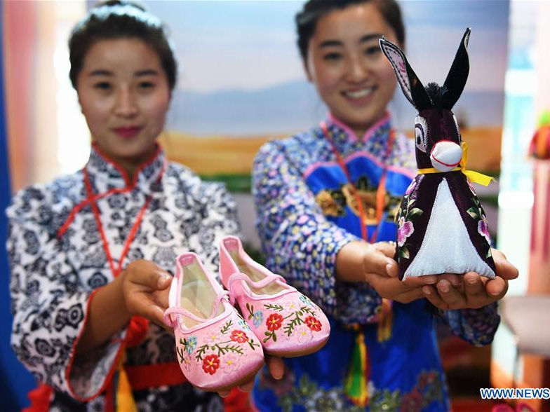 Highlights of 2nd Silk Road Int'l Cultural Expo
