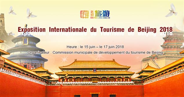 Exposition Internationale du Tourisme de Beijing 2018