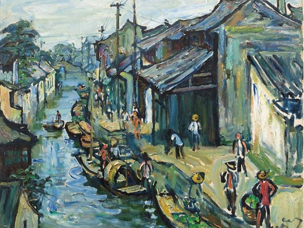 Chen Junde Painting Art Exhibition