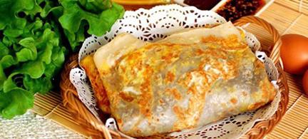 朝食に持って来い!モチモチパリッパリの「煎餅菓子」