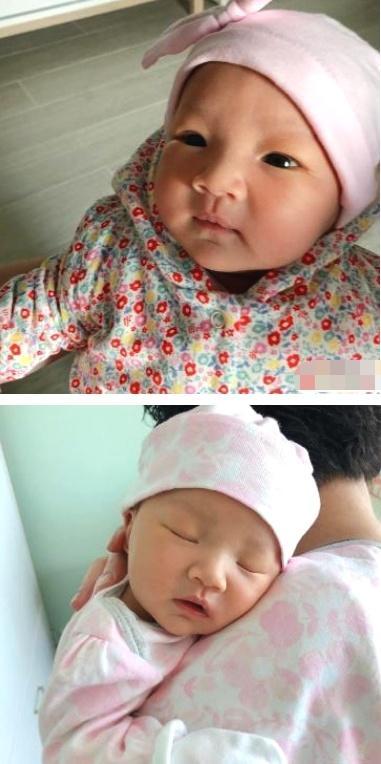 终于正面仔细地看到了王祖蓝女儿!甜蜜晒出李亚男和女儿的互动太有爱了!