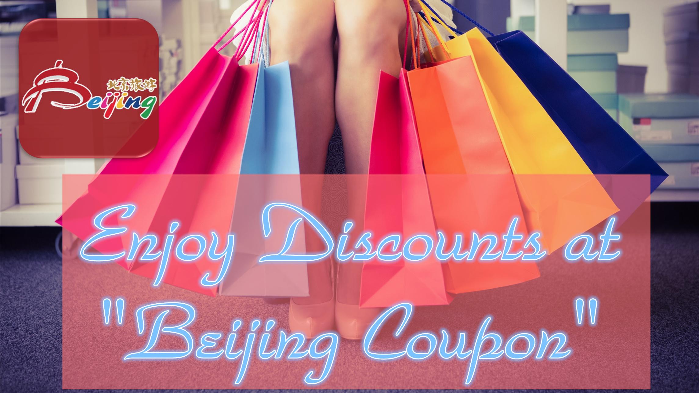 Enjoy Discounts at