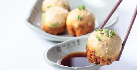 本場焼き小籠包を北京の「阿三生煎」で食べる