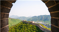 Paisaje espléndido de Yanjing: Paso Juyong