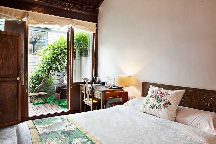 金運上昇ホテル、北京・『未名カントリヤードホテル』