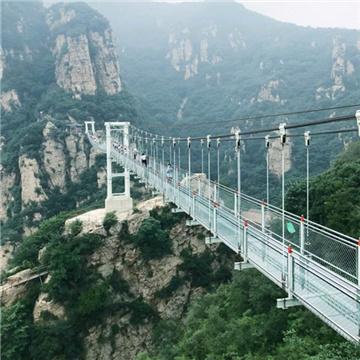 Our Glass Bridge Experience at Tianyun Mountain