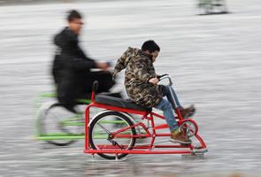 北京・近所の公園でも十分に楽しめる氷上スポーツを一挙大公開!