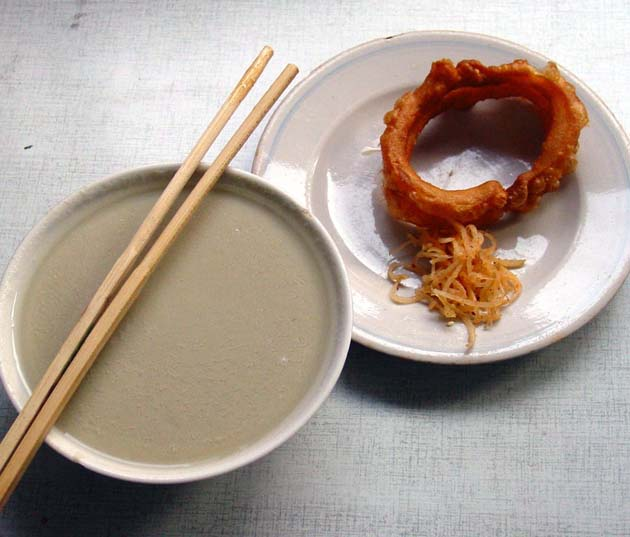 北京風味・「老磁器口豆汁店」