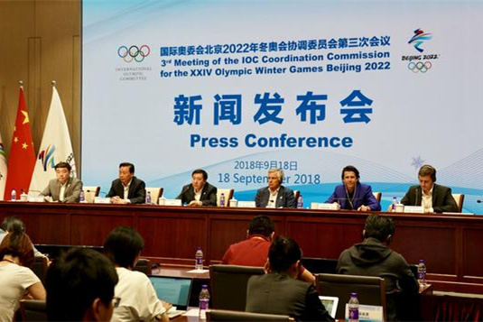 Beijing 2022 to deliver