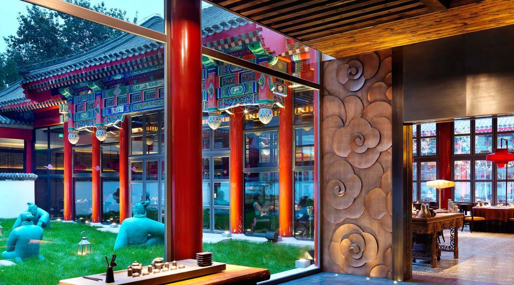 全鸭季(Duck de Chine)で北京料理を満喫