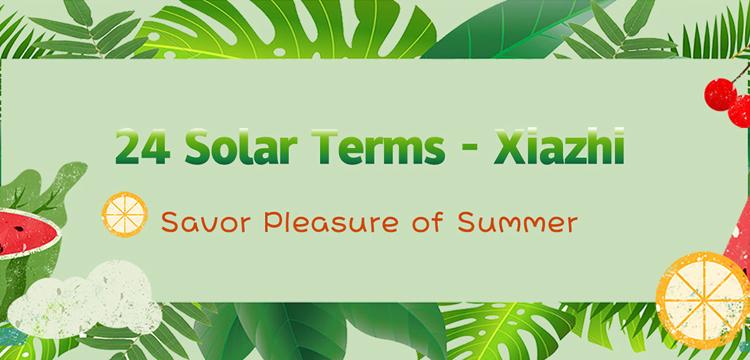 24 Solar Terms - Xiazhi